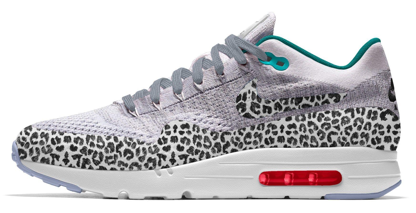 official photos 614c7 49197 Nike iD Air Max 1 Ultra Flyknit Cheetah | Nike Sportswear ...