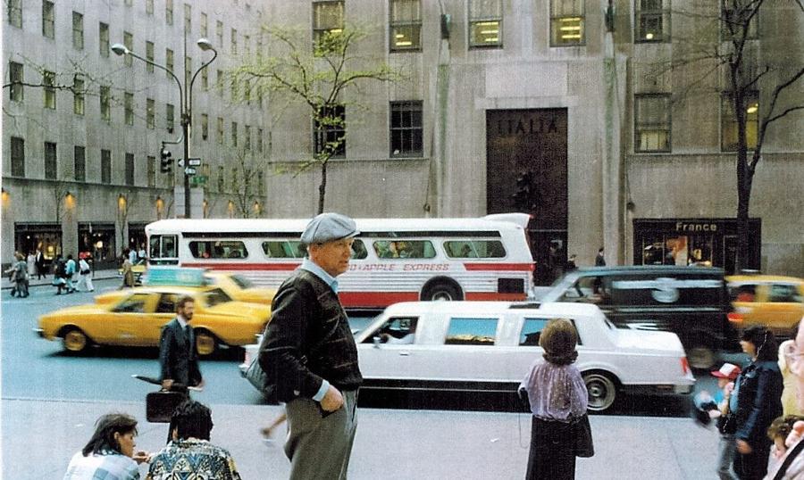 LÖYTÖ: Paavo Manhattanilla