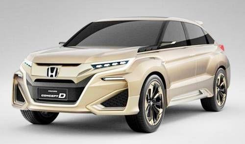 2017 honda crosstour redesign new auto cars pinterest. Black Bedroom Furniture Sets. Home Design Ideas