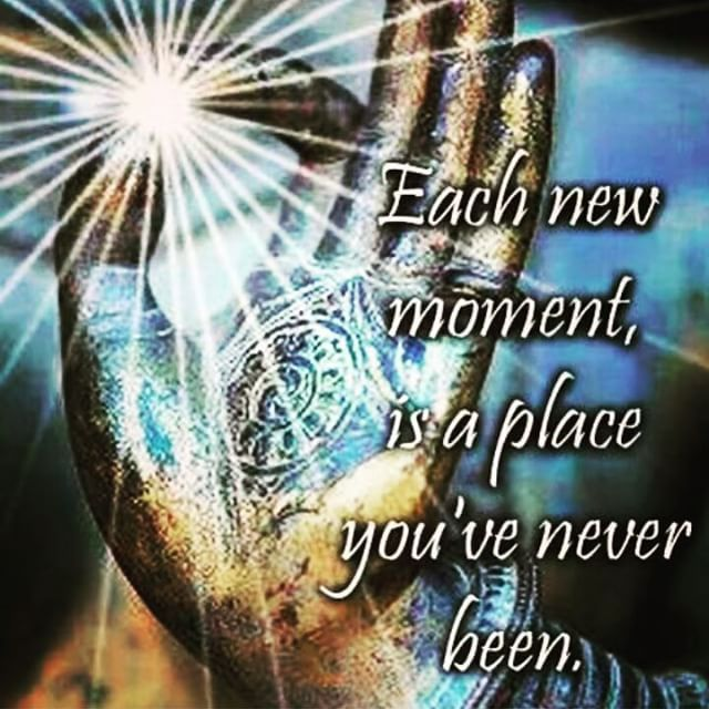 Each new moment is a place you've never been..  #LiveLifeAbudantly #m_eye_nd Shared by : Qasim Chauhan