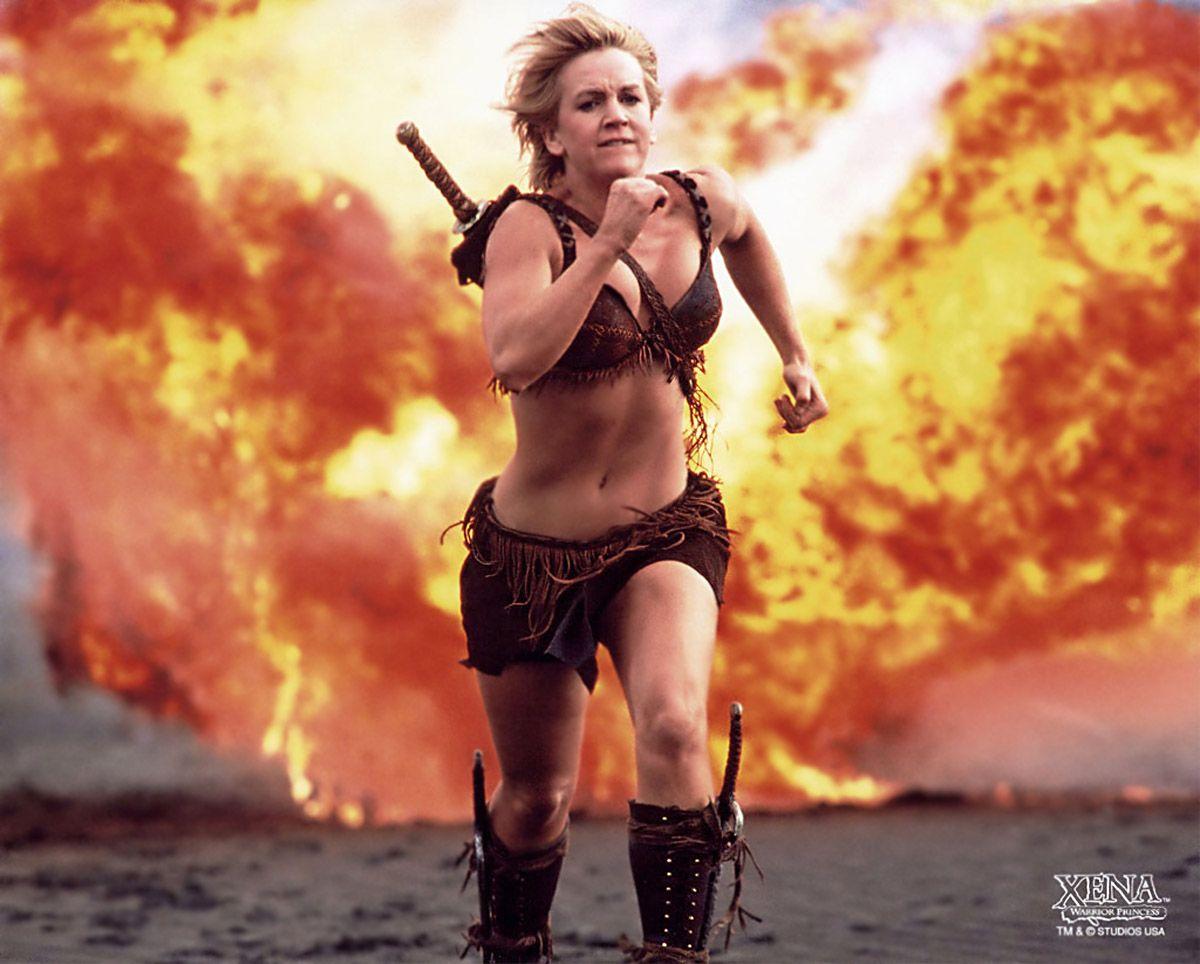 Renee O Connor photo 522949 | Gabrielle (The Battling Bard