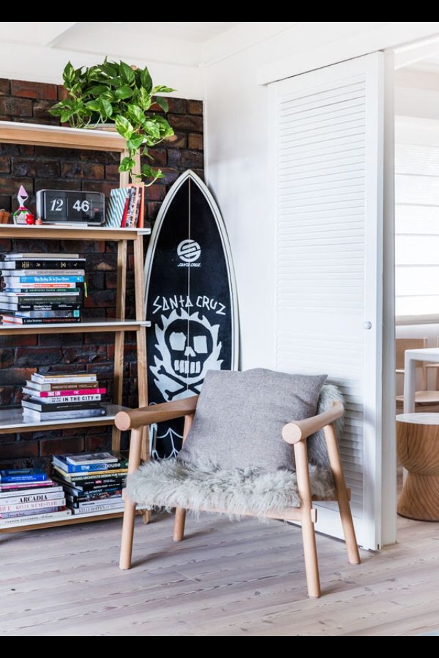 Surfboard Design Surf Style Home Minimalism Interior Melbourne