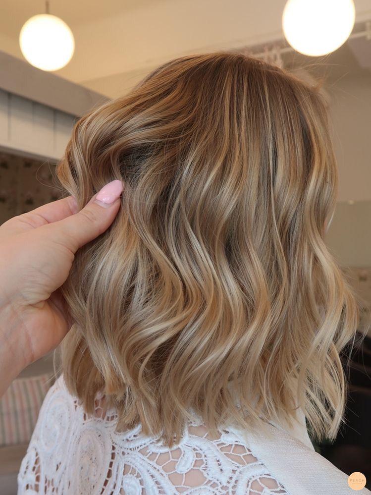 30 Schone Frisuren Haarfarben Haarfarbe Blond Haarschnitt