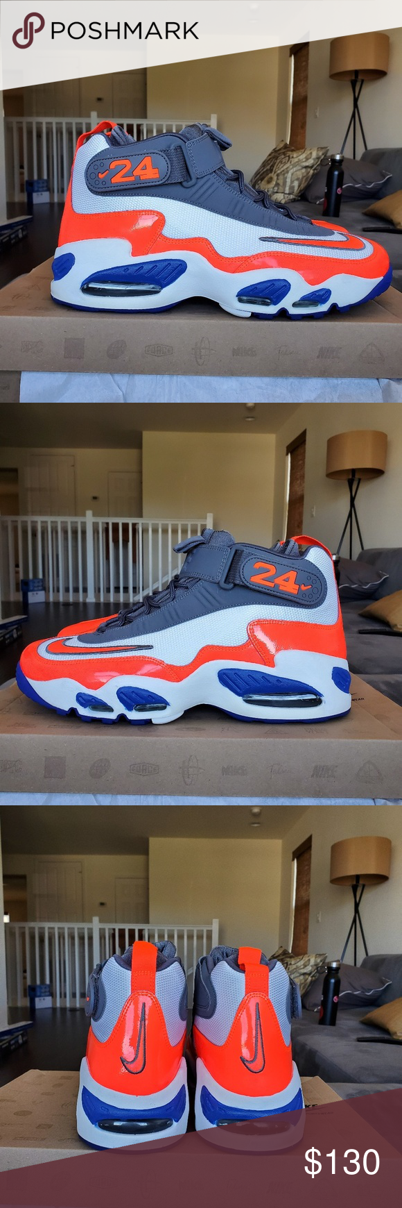 Nike Ken Griffey jr limited edition