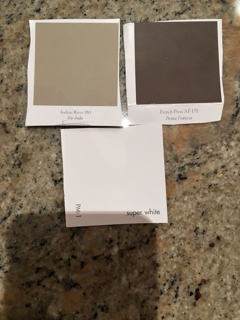 These Are The Benjamin Moore Colors