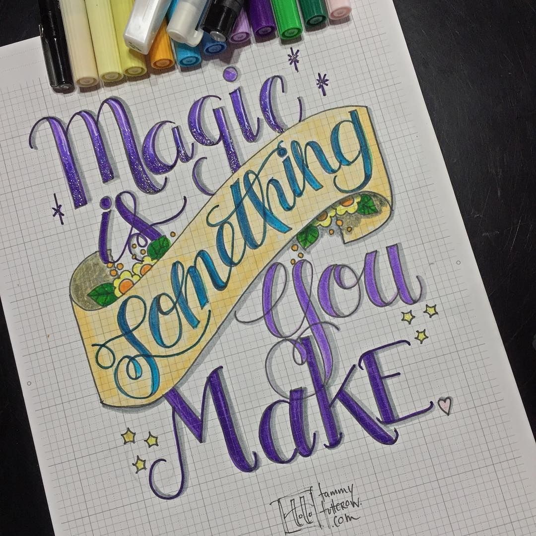 Magic Is Something You Make (With Images)