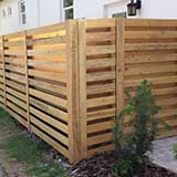 Wood Fence Cypress Cedar Pressure Treated Pine Fence Tampa Fl Cedar Fence F In 2020 Wood Fence Wood Wood Fence Design