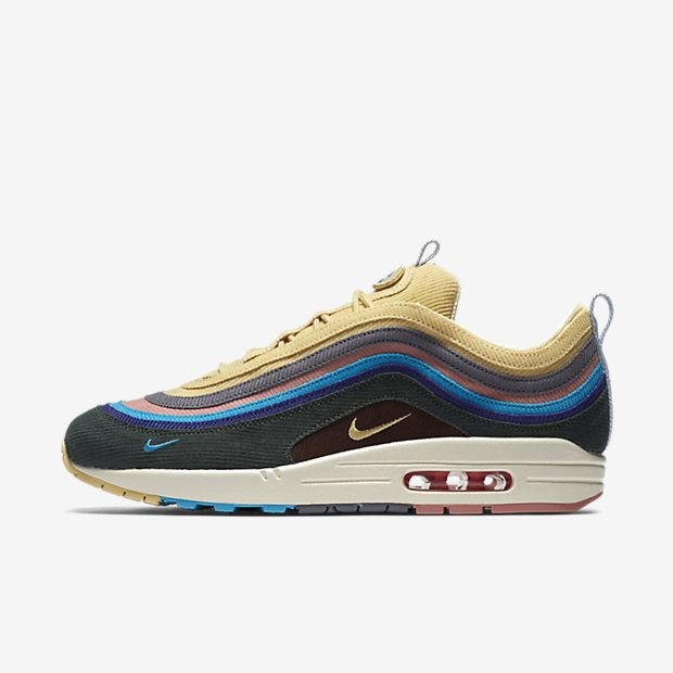 Nike AIR MAX 97 Sean Wotherspoon Free Shipping Worldwide shoes