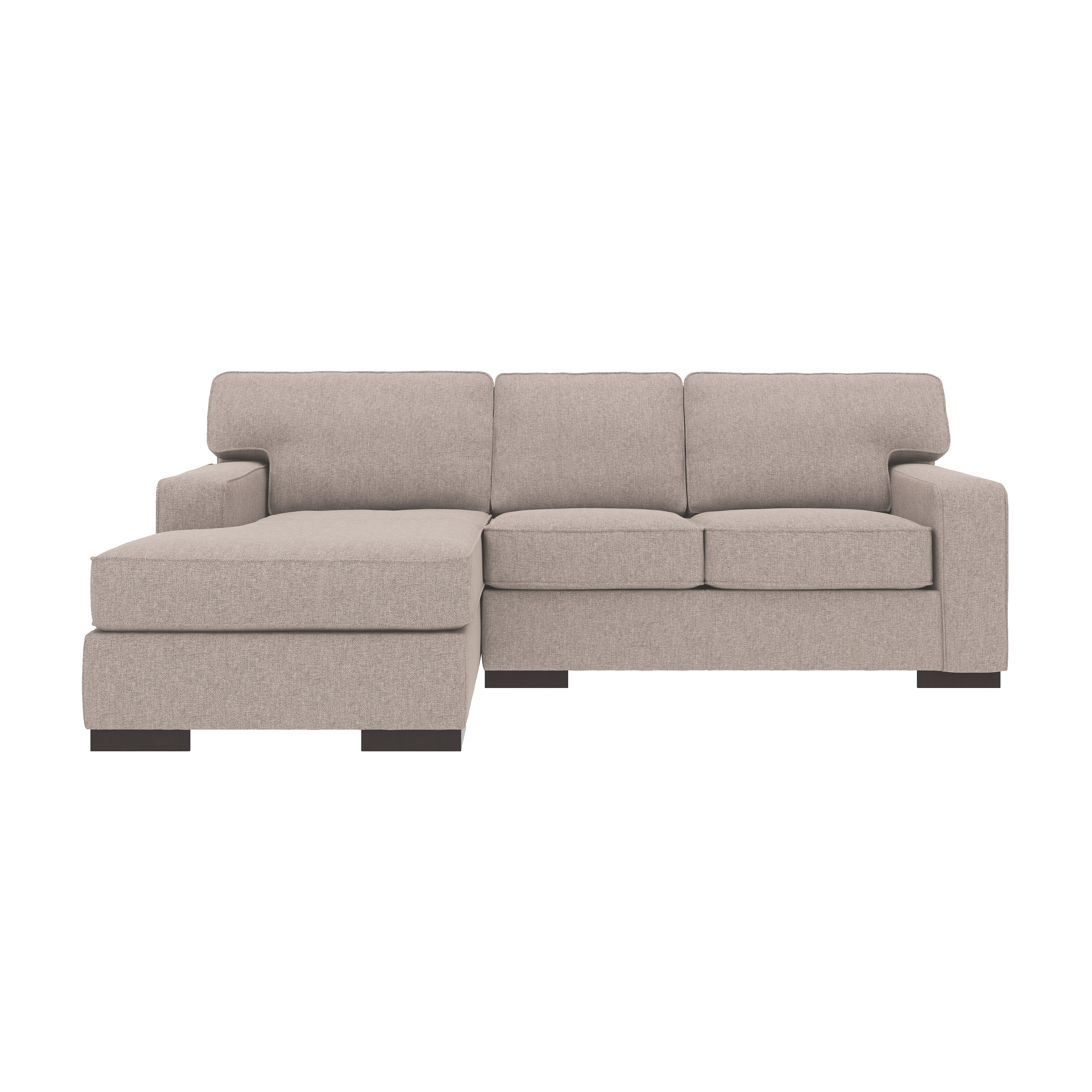Ashlor Nuvella 2 Piece Sectional With Chaise Ashley Furniture Homestore Furniture Cool Couches Cushions On Sofa