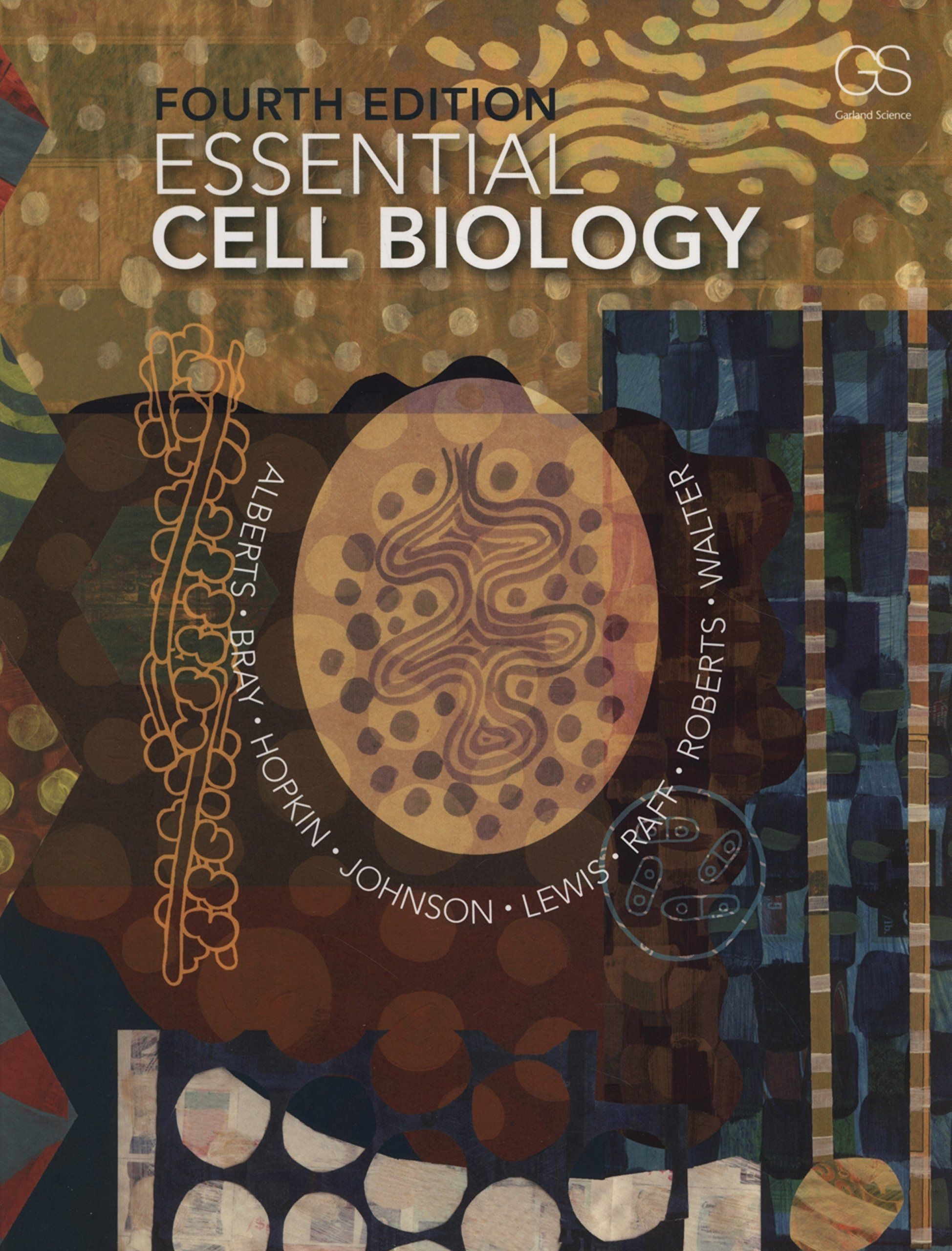 Essential Cell Biology 4th Edition Pdf In 2021 Cell Biology Biology Conceptual Framework