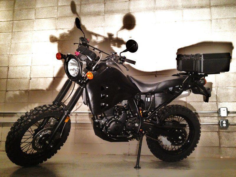 Kawasaki Dual Sport Motorcycles 15 Best Photos Page 6 Of 11