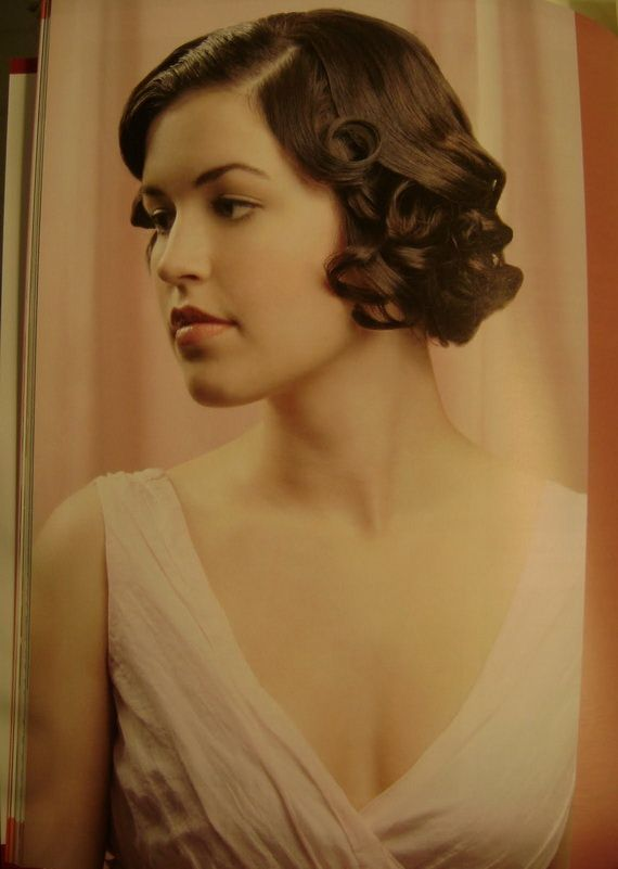 Brilliant 1000 Images About Vintage Hair On Pinterest Short Hairstyles Short Hairstyles Gunalazisus