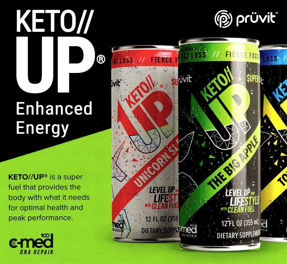Keto Up Energy Drink By Pruvit Pruvit Keto Keto Energy Drink Pruvit