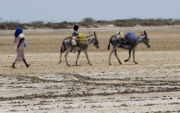 En algunas zonas podría haber sequía. Foto Donaldo Zuluaga