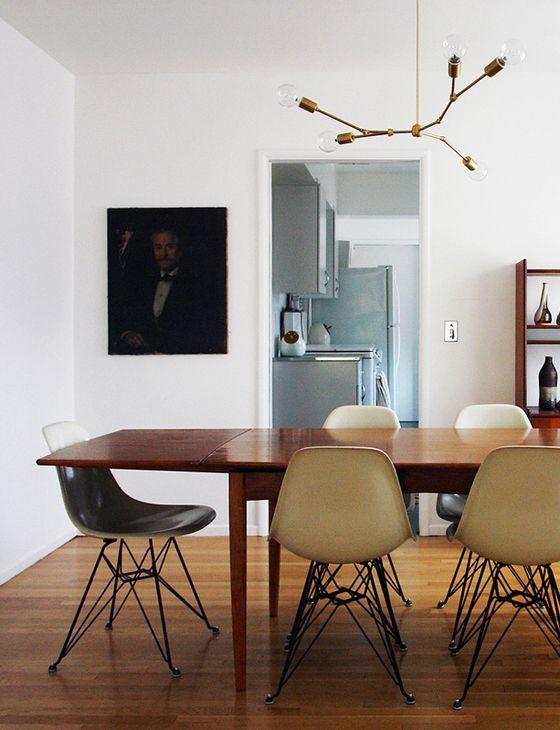 Lindsey Adelman DIY chandelier The Brick House