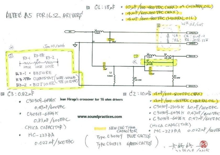 Altec Wiring Diagram