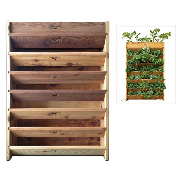 platzsparende pflanzk bel und m belst cke f r innen und au en balkon garten garten. Black Bedroom Furniture Sets. Home Design Ideas