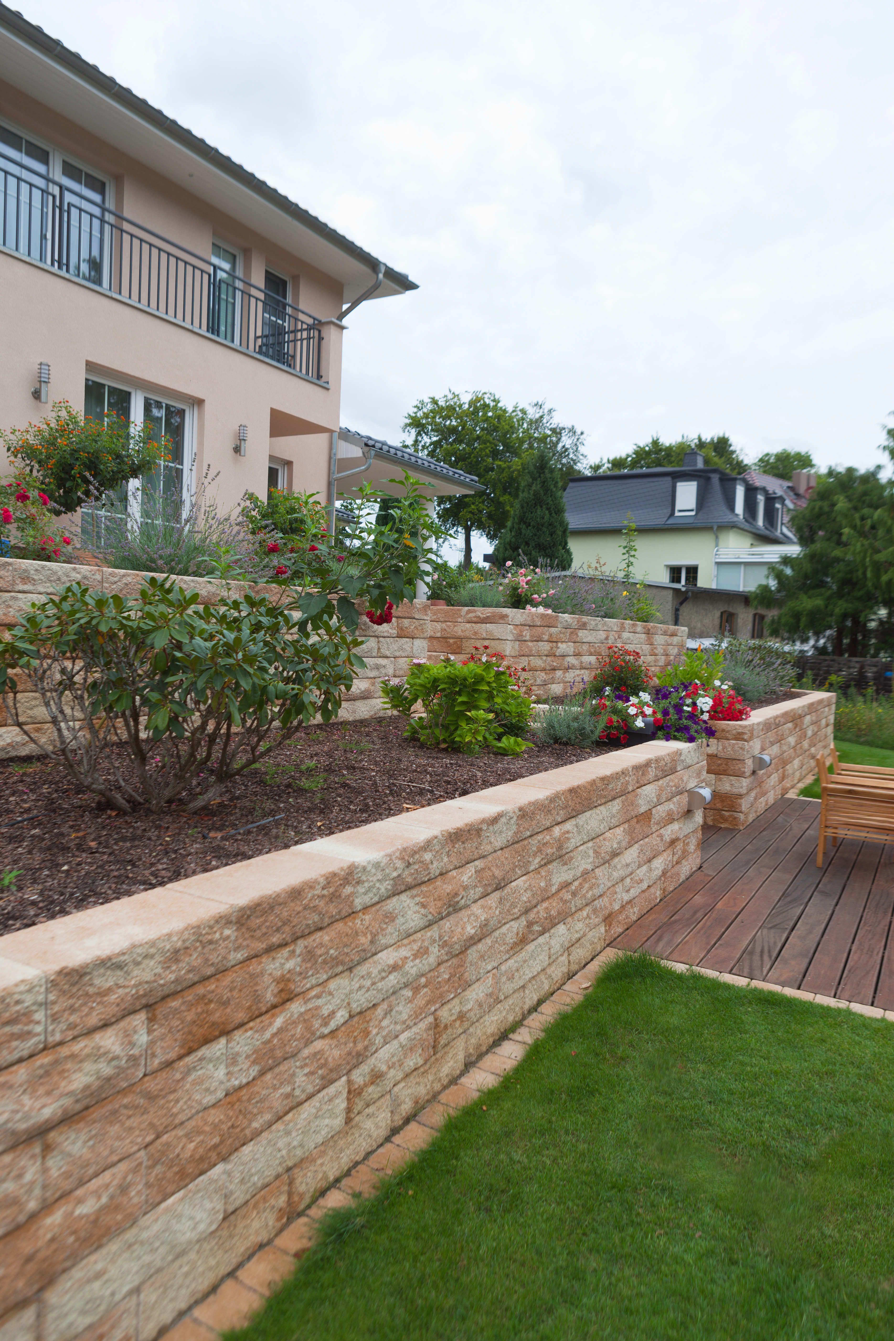 Beste Von Wasserspiel Garten Modern Design