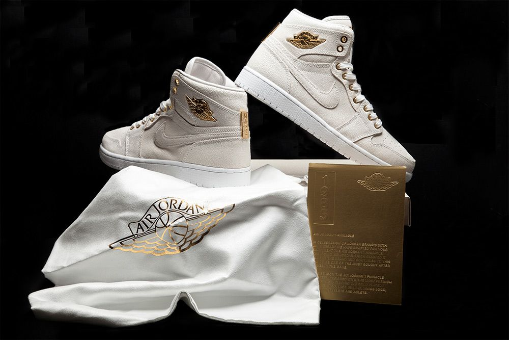 air jordan pinnacle white