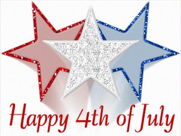 Happy 4th Of July 2014 >> Happy 4th Of July 2014 Images Free Animated Glitter Pictures 4th