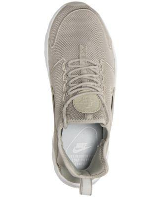 04f4d8807d02 Nike Women s Air Huarache Run Ultra Breathe Running Sneakers from Finish  Line - Black 7.5
