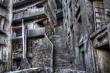 Haunting Photos Of Abandoned Cities Around The World  | Pinned by http://www.thismademelaugh.com