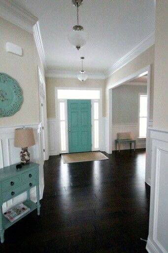 Perfect Would Be Perfect For Our Place! Same Color Scheme As Entry Way And Dining  Room · Inside DoorsThe ...