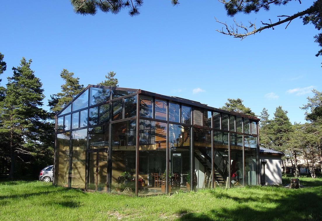 Conception Construction Maison Bois écologique Bioclimatique Gard