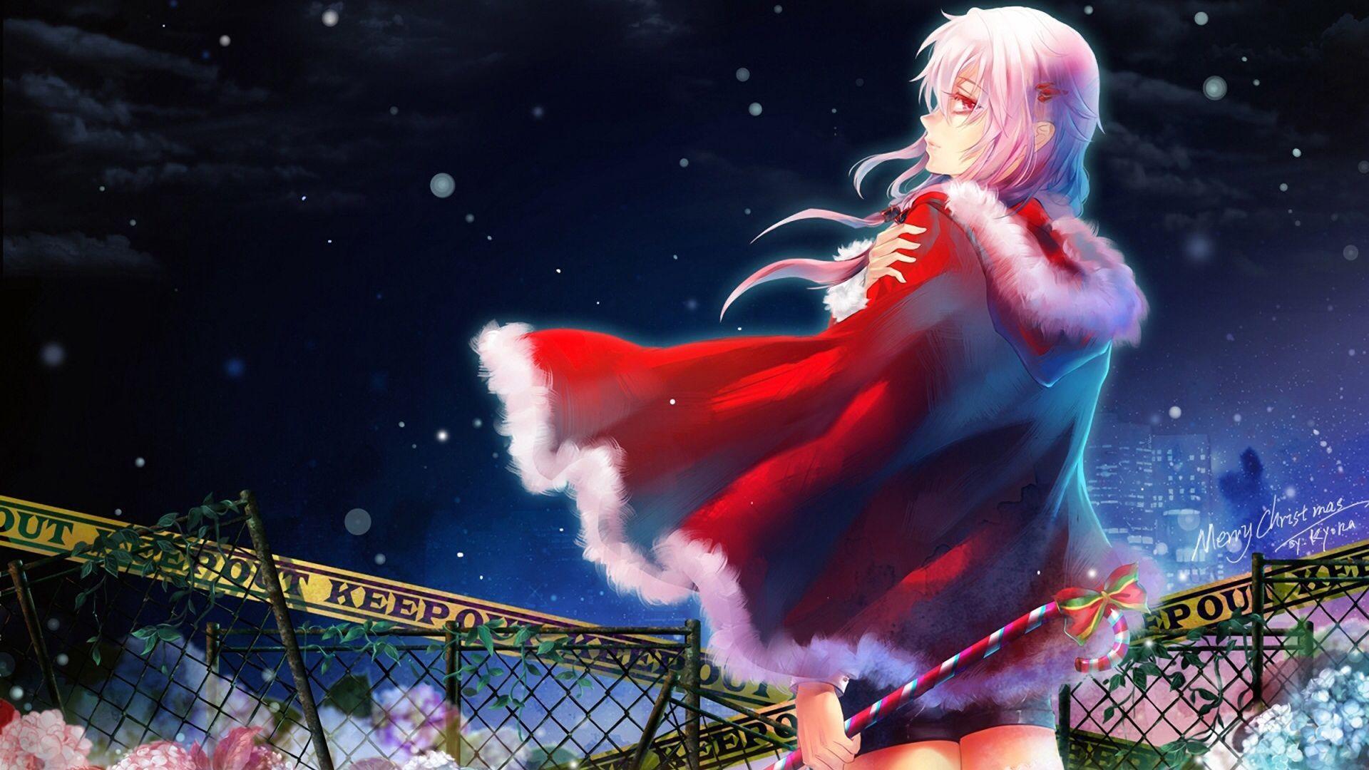 Anime Christmas Wallpaper (92 Wallpapers) - Wallpapers 4k