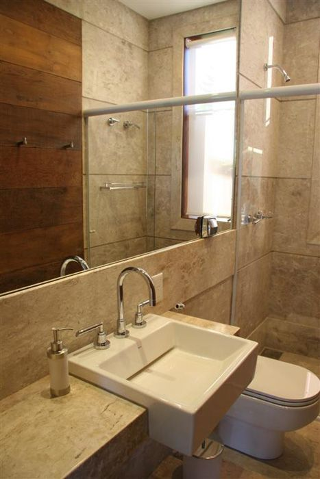 balcao banheiro bege  Pesquisa Google  Casamento  Pinterest  Pesquisa -> Decoracao De Banheiro Na Cor Bege