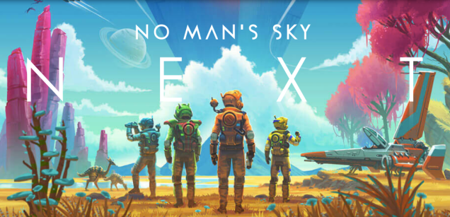 No Man's Sky Is Getting Full Multiplayer No man's sky