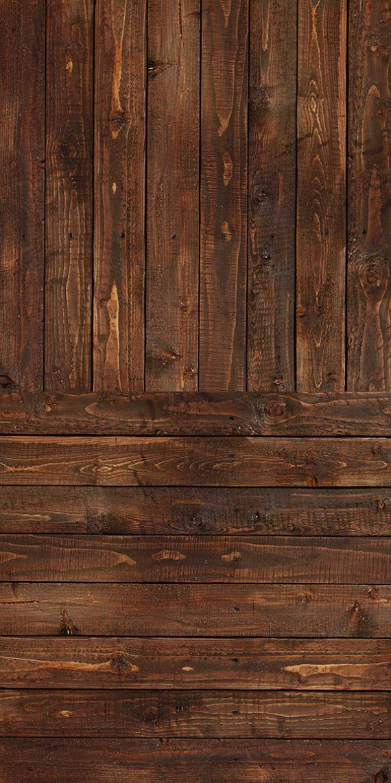 Two In One 5ft X 10ft Brown Grungy Wood Vinyl By Mybackdropshack Custom Photo Props Black Background Wallpaper Vinyl Backdrops