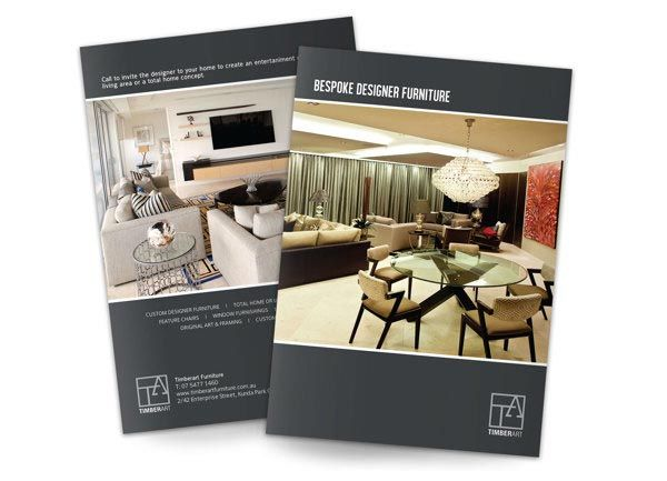 Furniture Catalogue And Brochure Design Example C A T A L O G U E