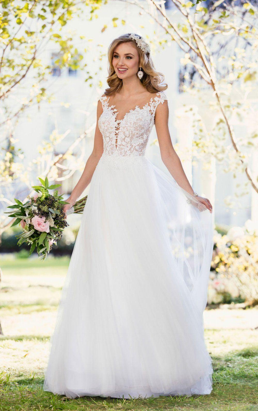 StellaYork 188 188 18.jpg   Stella york wedding dress, Casual ...
