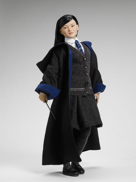Cho Chang At Hogwarts Harry Potter Dolls Harry Potter Miniatures Harry