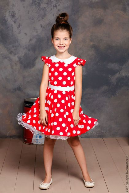 ea0fcb5710d Купить Легкое платье для девочки