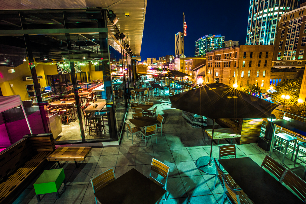 Up For Some Rooftop Dining At Rock Bottom Brewery