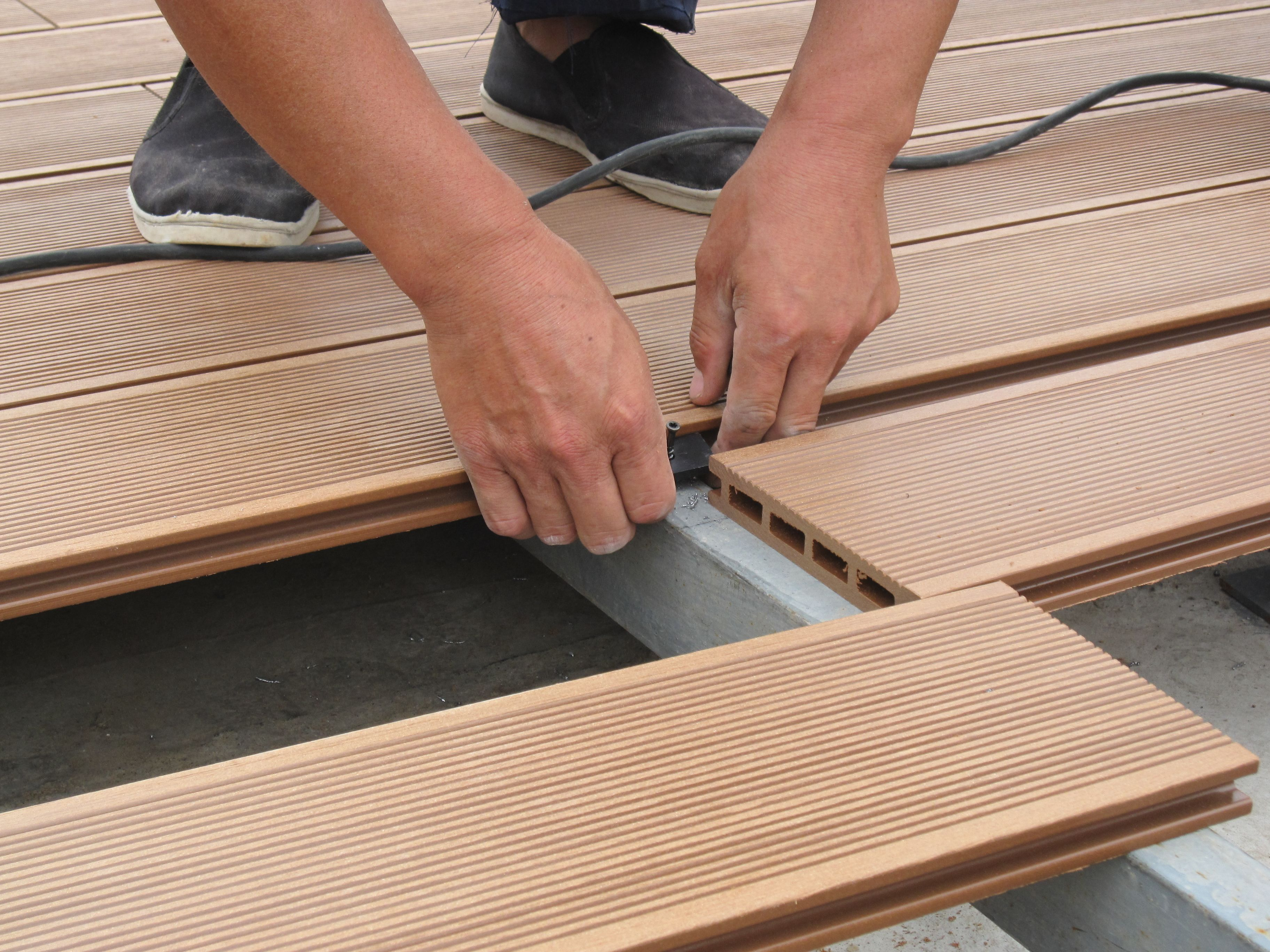Waterproof Outdoor Tongue And Groove