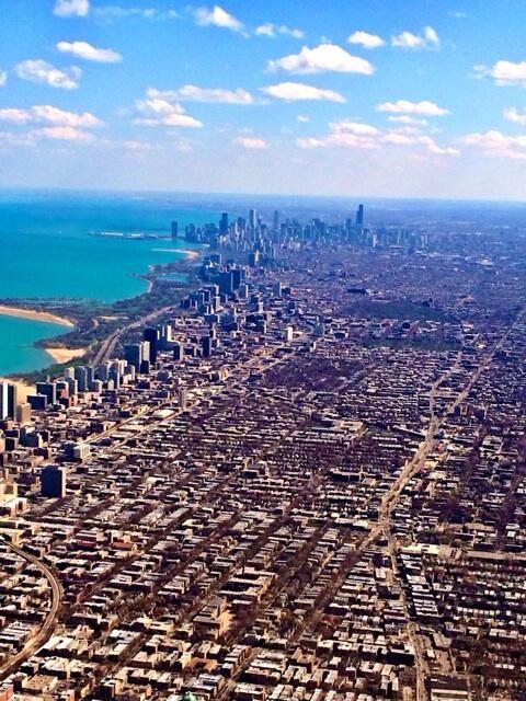 Hello Chicago! :-)