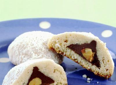 Secret Almond Cookies Recipe Almond Meal Cookies Almond
