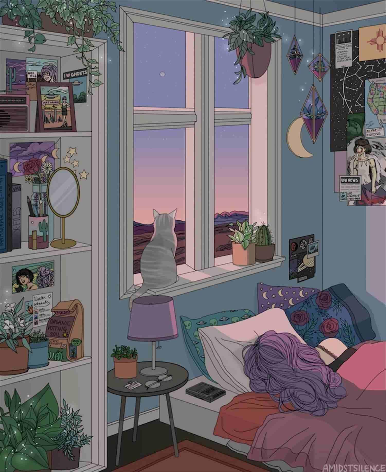Bedroom Art Tumblr