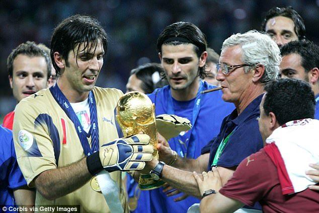 Gianluigi Buffon Retires From Italy Duty As A Legend European Soccer World Cup European Football