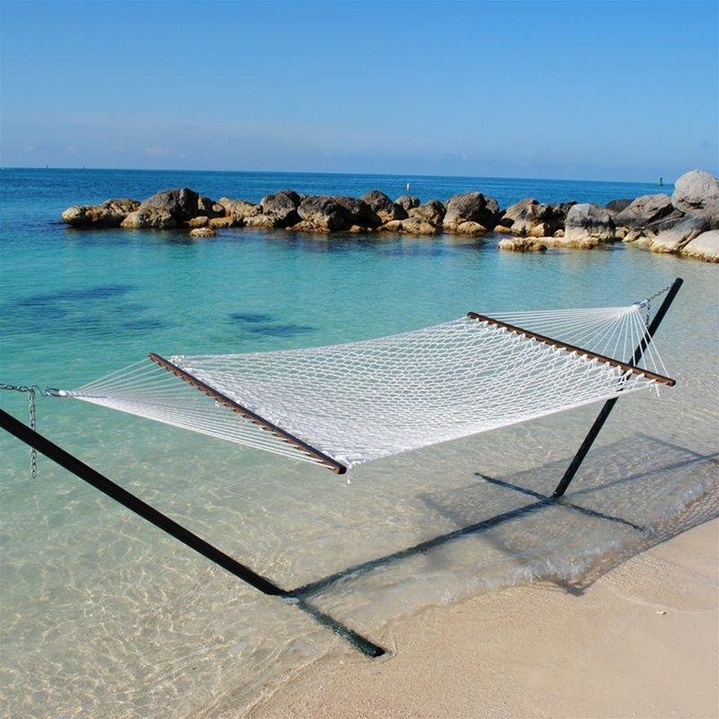 Hamaca de playa decoraci n verano summer beach hammock for Hamacas de playa baratas