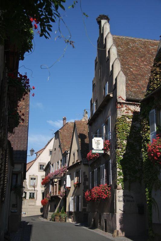 Mittelbergheim Alsace Lorraine Guebwiller Champagne Ardenne France