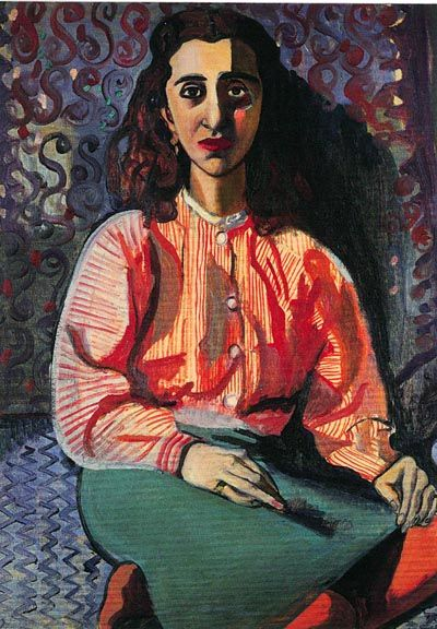 Alice Neel Young Woman Artist Female Art Art