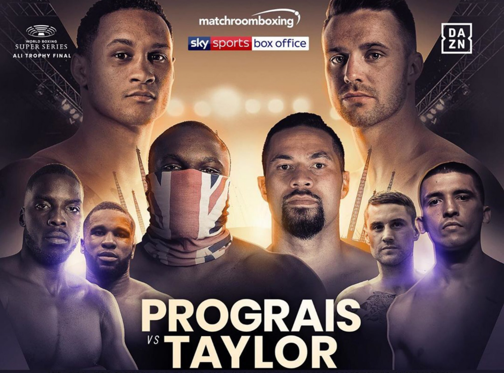 How to watch Taylor vs Prograis (and Chisora vs Price