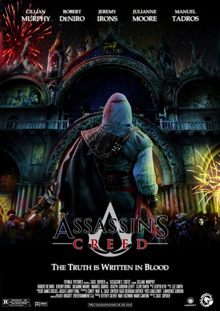 Assassin S Creed 2 Movie Poster Videospiele Videos Just For You