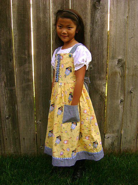 Tic Toc dress for Ahnalin.