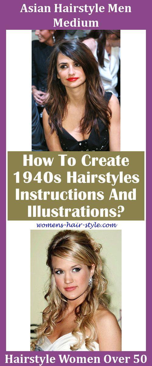 Older Women Hairstyles Asian Wedge Hairstyles Curly Hair