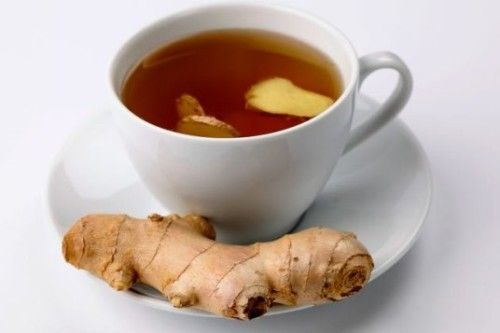 Fast Effective Home Remedy for Sore Throat: Whenever I have sore throat or I feel a slight discomfort on my throat I will immediately prepare ginger tea and drink it before bed.